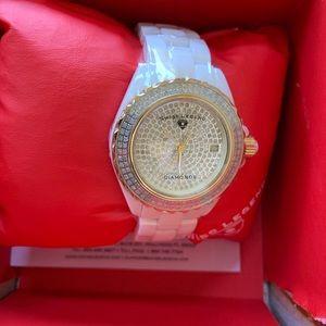 Swiss Legend Diamond watch